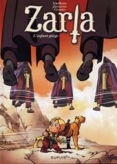 Zarla -3- L'enfant piège