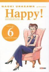 Happy! (Urasawa) -6- A hunch of storm