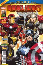 Marvel Heroes (Marvel France - 2011) -1- Les prochains vengeurs