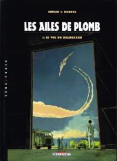 Les ailes de Plomb -2- Le vol du Balbuzard