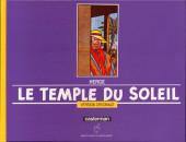 Tintin - Divers -14- Le Temple du Soleil