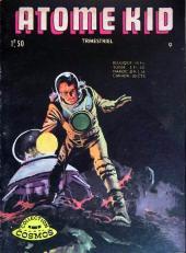 Atome Kid (Cosmos) -9- Le grand désert de mars