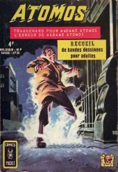 (Recueil) Comics Pocket -3080- Traquenard pour Madame Atomos - L'erreur de Madame Atomos - Atomos (n°9 et n°10)