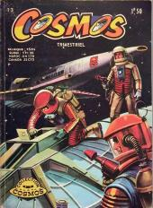 Cosmos (2e série) -13- Voleurs de radium