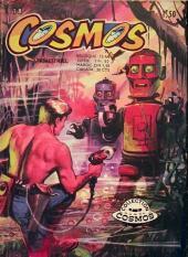 Cosmos (2e série) -18- Nutricia planète convoitée