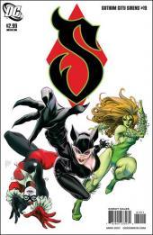 Gotham City Sirens (2009) -19- Behind the bat, behind the clown