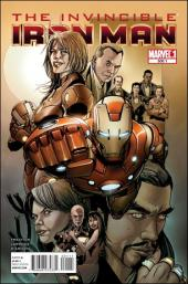 Invincible Iron Man (2008) -5001- What it was like, what happened, and what it's like now