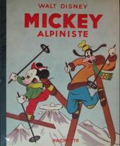 Mickey (Hachette) -30- Mickey alpiniste