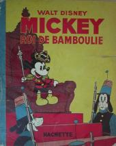 Mickey (Hachette) -16- Mickey roi de Bamboulie