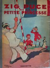 Zig et Puce (Hachette) -8- Zig, Puce et la petite princesse