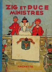 Zig et Puce (Hachette) -10- Zig et Puce ministres