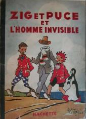Zig et Puce (Hachette) -13- Zig et Puce et l'homme invisible