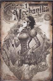 Lady Mechanika (2010) -1C- The Mystery Of The Mechanical Corpse Chapter 1