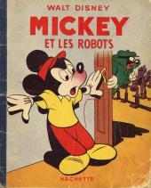 Mickey (Hachette) -28- Mickey et les robots