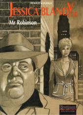 Jessica Blandy -20- Mr Robinson