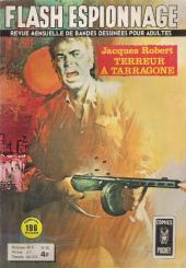 Flash espionnage (1re série - Arédit) -50- Terreur à Tarragone