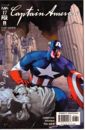 Captain America (2002) -17- Captain America Lives Again (part 1)