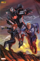 Marvel Stars -1TL- Histoires secrètes