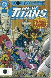 New Titans (The) (1988) -AN08- A Thousand Points of Light...: Pressure