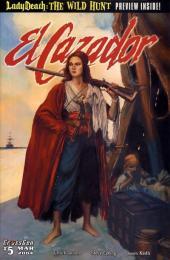 El Cazador (CrossGen Comics - 2003) -5- El Cazador #5
