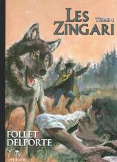 Les zingari - Tome 4TT