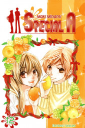 Special A -12- Tome 12
