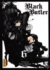 Black Butler -6- Black Golfer