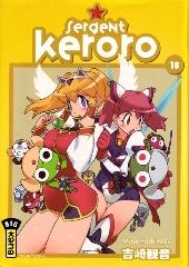Sergent Keroro -18- Tome 18