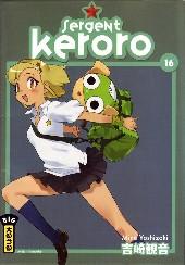 Sergent Keroro -16- Tome 16