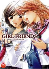 Girl friends -1- Volume 1