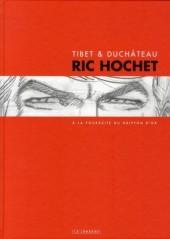 Ric Hochet -78TL- À la poursuite du Griffon d'or