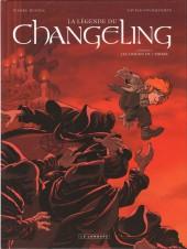 La légende du Changeling -4- Les lisières de l'ombre