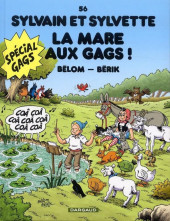 Sylvain et Sylvette -56- La Mare aux gags