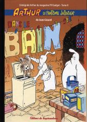 Arthur le fantôme justicier (Cézard, Éditions du Taupinambour) -8- Dans le bain