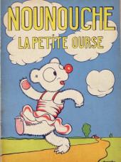 Nounouche -1a- Nounouche la petite ourse