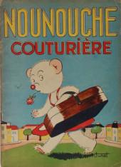 Nounouche -16- Nounouche couturiére