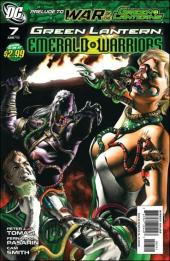 Green Lantern: Emerald warriors (2010) -7- Last will part 7 : seeing red