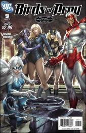 Birds of Prey (2010) -9- The death of oracle part 3 : the soul and the sacrifice