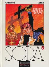 Soda -5- Fureur chez les saints