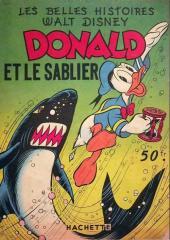 Les belles histoires Walt Disney (1re Série) -26- Donald et le Sablier