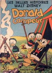Les belles histoires Walt Disney (1re Série) -34- Donald campeur