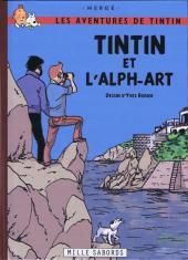 Tintin - Pastiches, parodies & pirates -19d- Tintin et l'Alph-Art