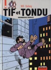 Tif et Tondu (Intégrale) -9- Innombrables menaces