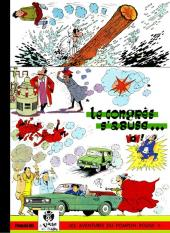 Pompon Rouge (Les Aventures du) -13- Le congrès s'abuse...