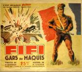 Fifi gars du maquis - Tome 1