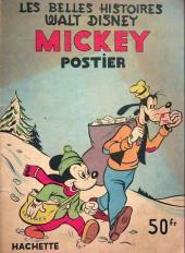 Les belles histoires Walt Disney (1re Série) -57- Mickey postier