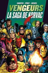 Best of Marvel -24- Vengeurs : La Saga de Korvac