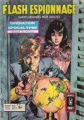 Flash espionnage (1re série - Arédit) -80- Opération apocalypse 1/2
