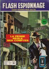 Flash espionnage (1re série - Arédit) -76- La pègre règle ses comptes