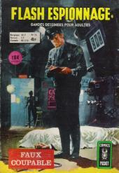 Flash espionnage (1re série - Arédit) -74- Faux coupable